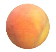 picture of a peach